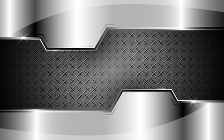 steel texture background Illustration