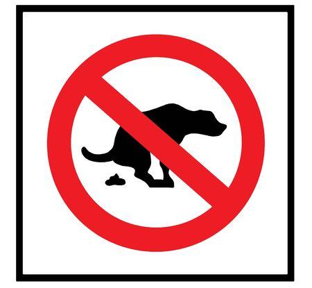 shit: no dog shit!