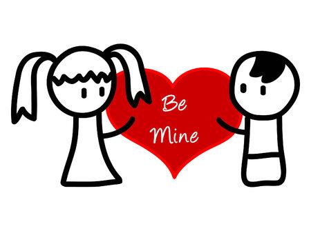 affair: Be Mine