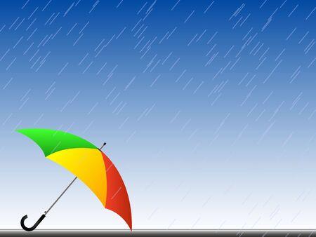 rain background: Rain background