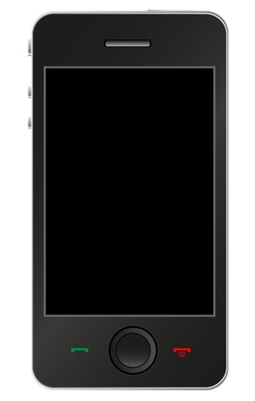 Smartphone Stock Vector - 14388345