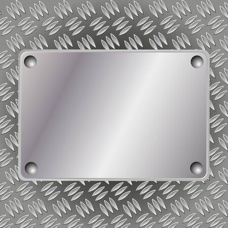 Metallic background Stock Vector - 15820580