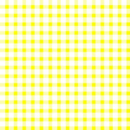 country kitchen: Seamless retro white-yellow square tablecloth