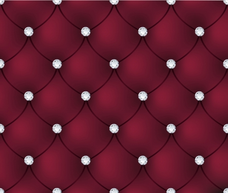 Luxury red velvet background Stock Vector - 18454764