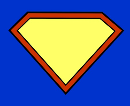super man: Super hero background