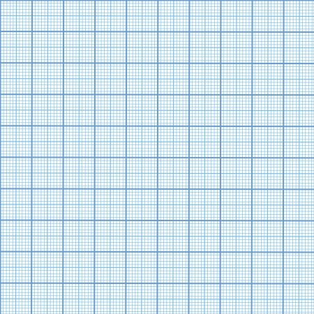 millimeters: Seamless millimeter paper Illustration
