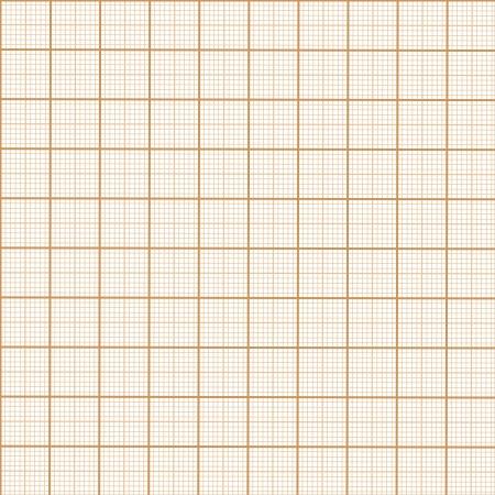 millimeter: Seamless millimeter paper Illustration