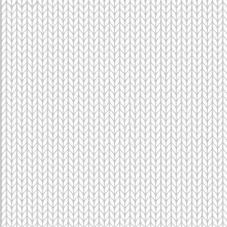 シームレス パターンをニット
