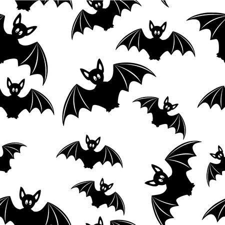 vlad: Bat - seamless background