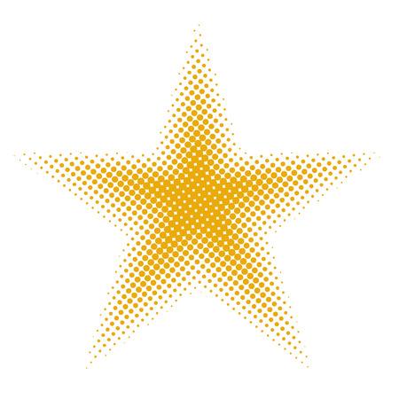 Star halftone