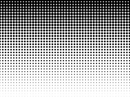 Halbton Hintergrund Schwarz-Weiß Standard-Bild - 23548427