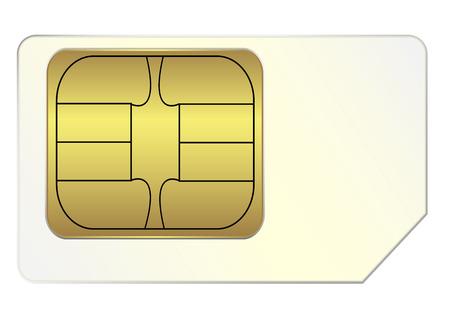 sim card: SIM card