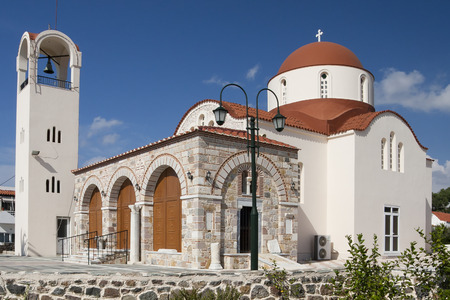Église dans Andimahia, Kos, Grèce