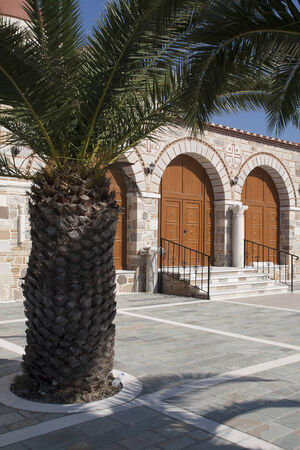 Church in Antimahia, Kos, Greece