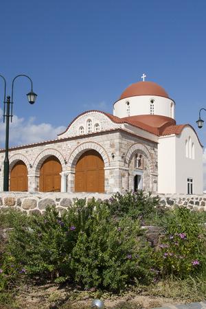 Eglise dans Andimahia, Kos, Grèce