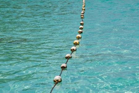 buoyancy: Buoyancy in the sea Stock Photo