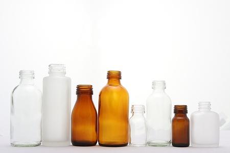 Glass bottle Stock fotó