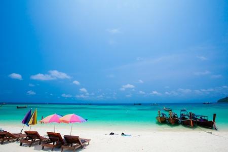 Bundhaya beach  Koh LIPE Thailand