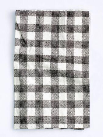 tissue paper: Tissue Paper on White Background
