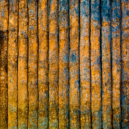 crackles: Old painted wall Stock Photo