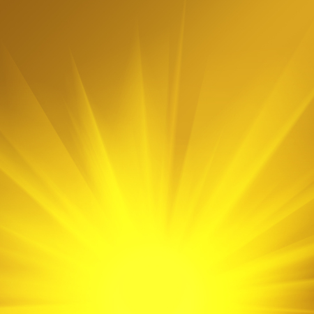 glaring: Gold background Abstract