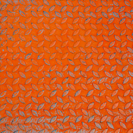 orange rusty zinc background photo