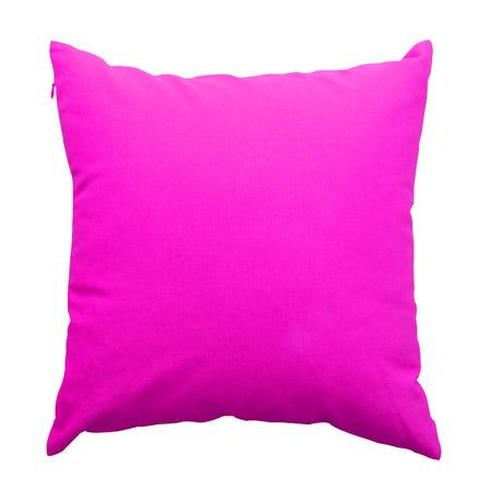 bedder: orange pillows isolated on white