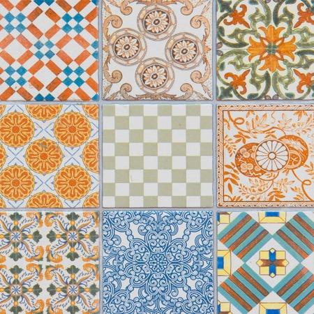 ceramic tiles: ceramic tiles patterns from Portugal