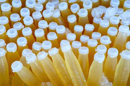 treacle: sugar cane juice Stock Photo