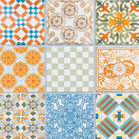 ceramic: ceramic tiles patterns from Portugal
