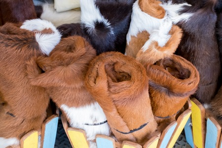 cow skin: Cow skin texture
