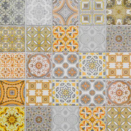 patrones de azulejos de cerámica