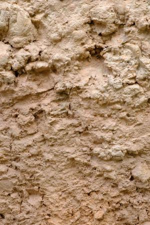 salty: saline soil surface Stock Photo
