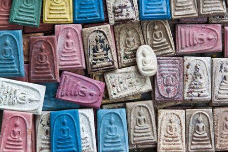 Small buddha image (used as amulet)