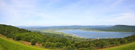Lumtakong lake Stock Photo - 7246660