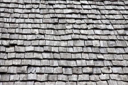 wooden tiles, texture background  photo