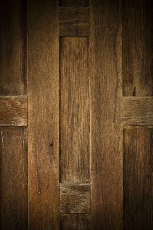 Old wood plank wall background  Stock Photo - 7902715