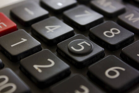 inexpensive: An electronic calculator is a small, portable, often inexpensive electronic device used to perform both basic and complex operations of arithmetic