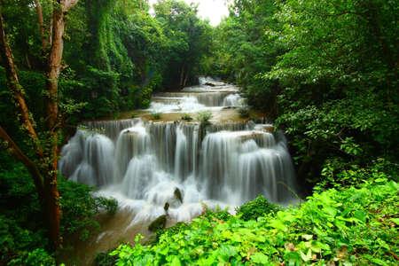 huay: Huay mae kamin Waterfall