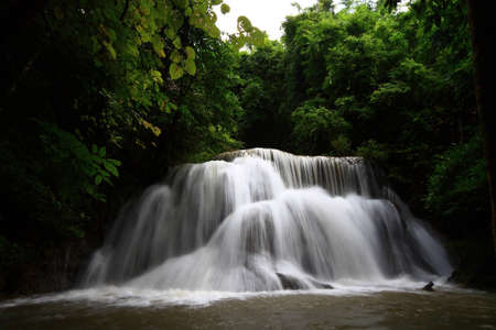 Thai  waterfall Stock Photo - 6979159