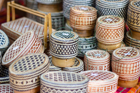 Community Products Weaving A Wicker Basket Basketry Fruit Basket Stock Photo Picture And Royalty Free Image Image 118115625