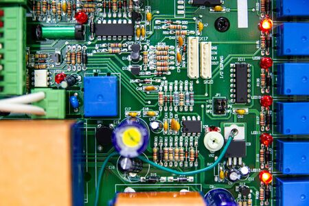 control Electronic motherboards circuit, control electronic circuits, technology