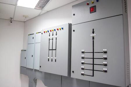 Main Distribution Board Control the power failure from the building switch panel of power plant. Control UPS Indoor High Voltage Vacuum DC Circuit Breaker