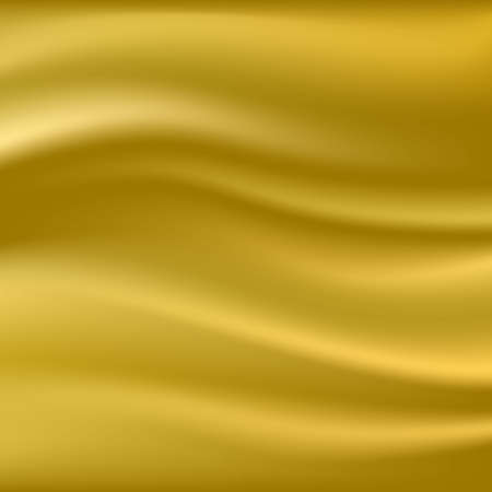 abstract background gradient shade curved Gold color vector illustration
