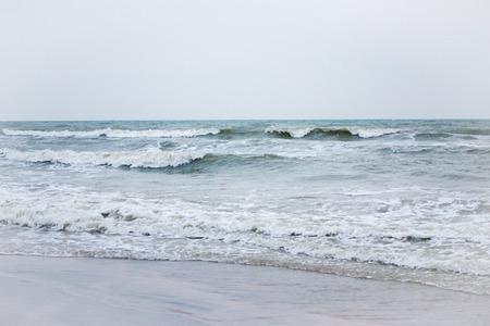 sea and wave Banco de Imagens