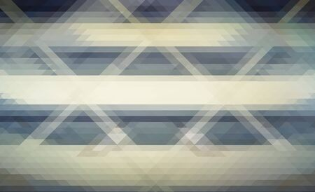 Abstract triangles background photo