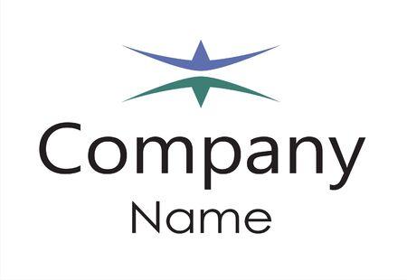 logo vector: Company vector logo design template
