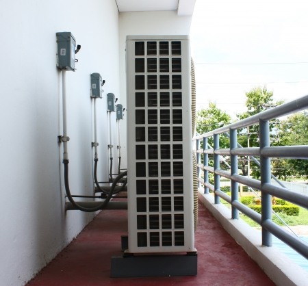 refrigerant: Air conditioner condenser unit to supply the home house or office