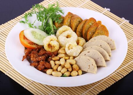 Mixs food of Northern Thailand