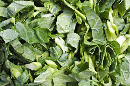 vibrat: green vegetables
